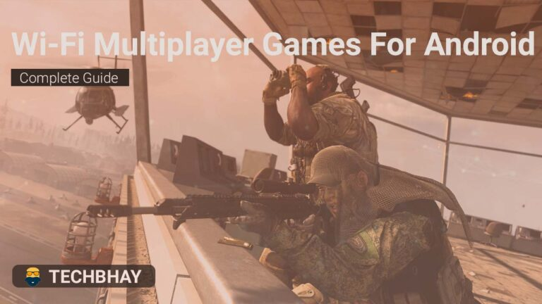 Wi-Fi Multiplayer Games for android