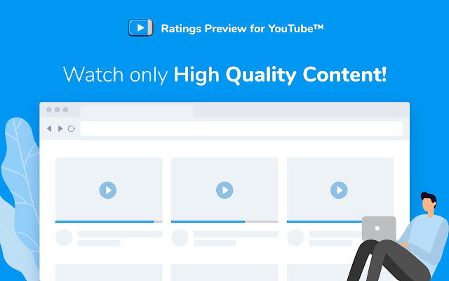 YouTube Ratings Preview