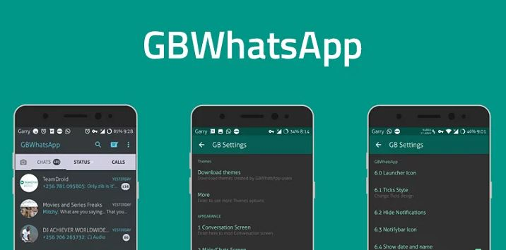 Download GB WhatsApp Latest  For Android & IOS [100% Working]