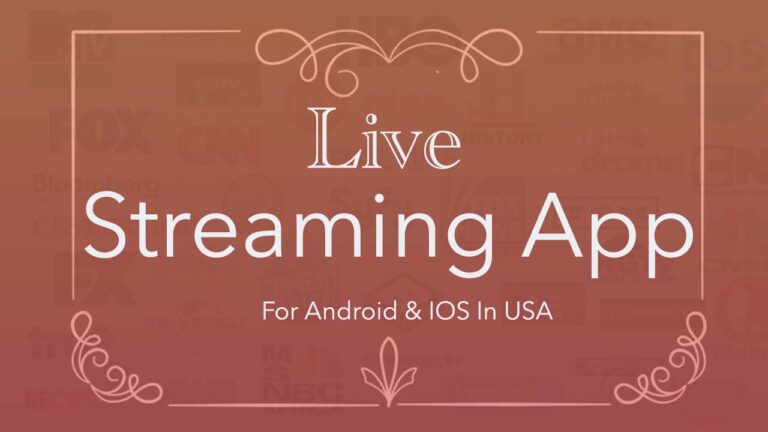 live tv apps for usa