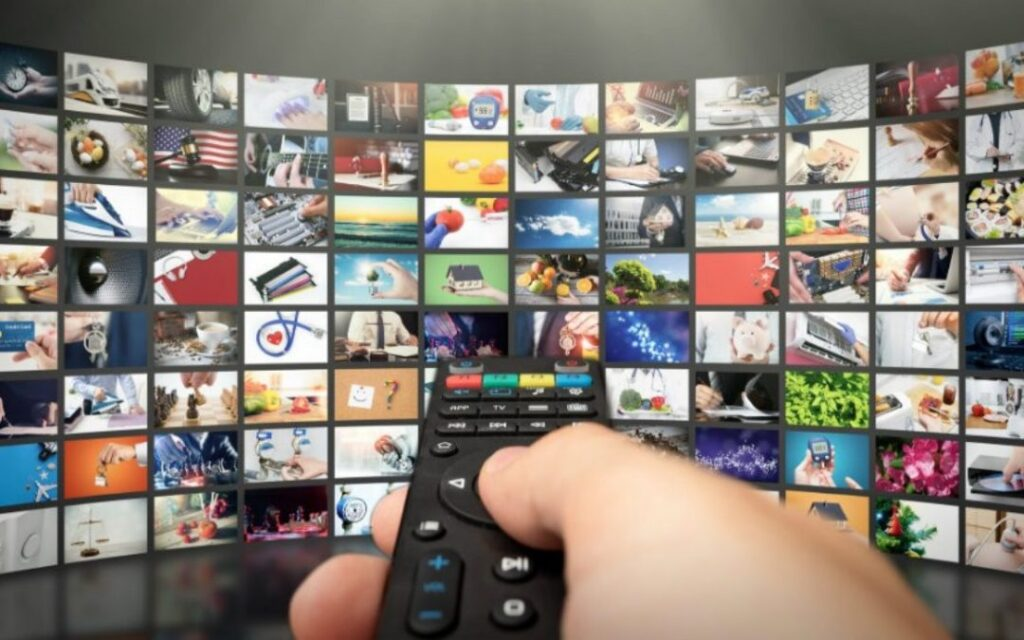 Access to more than 4000 channels