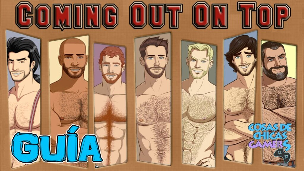 Coming Out on Top(GAMES LIKE SUMMERTIME SAGA)