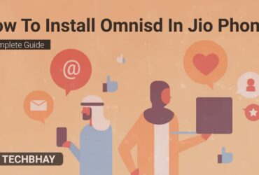 How To Install Omnisd In Jio Phone?