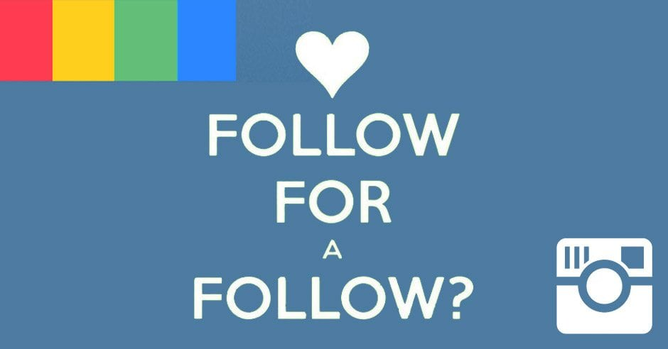No follow back required