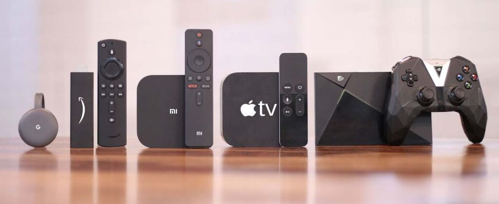 Supported on streaming devices
